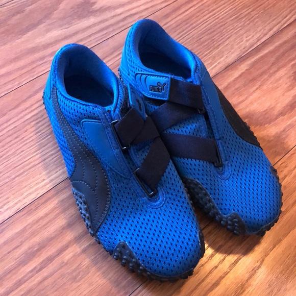 Puma Mostro mesh shoes size 5 boys
